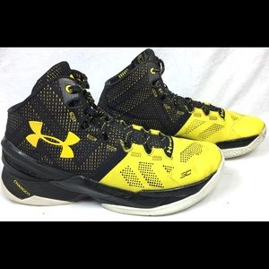 Under Armour Curry 2 'Long Shot' Basketball Shoes